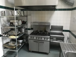 Catering Cooker & Griddle